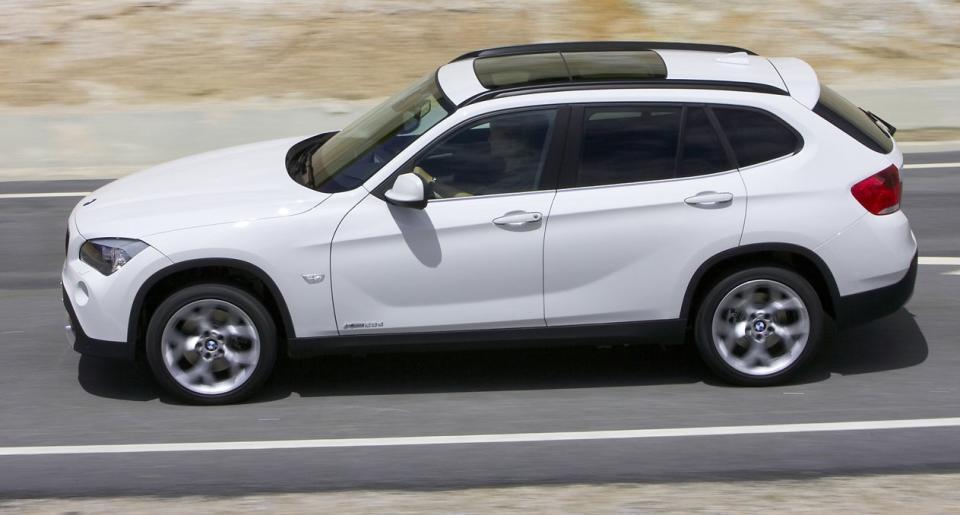BMW後驅X1中古市場搶手