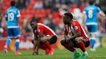 Sunderland relegated from Premier League after defeat by Bournemouth