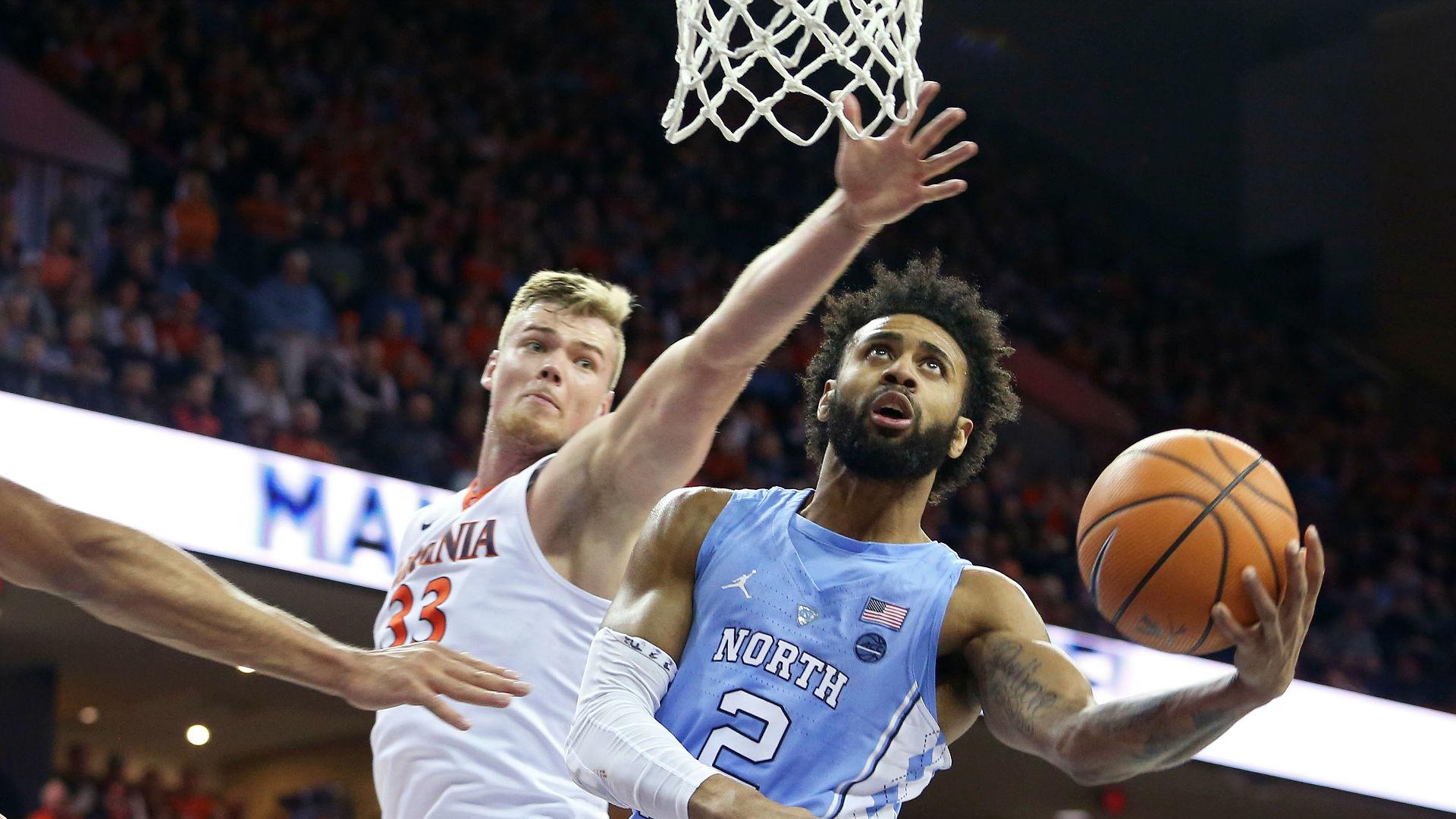 UNC vs. Virginia: Score, highlights from Virginia's ACC ...
