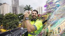 Live de Alok foi realizada em cobertura do DJ avaliada em R$ 4,5 milhões