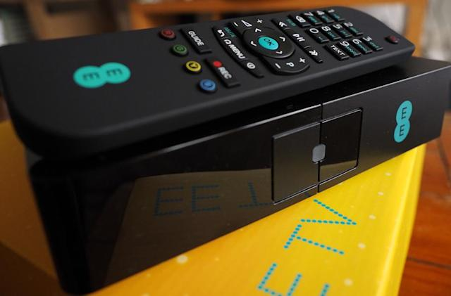 EE TV review: a decent set-top box with too many strings attached