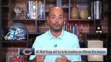 Garafolo: Eddie Jackson could line up at wide receiver for Bears in 2020