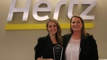 Hertz Executives Honored for Innovation and Outstanding Leadership in the Travel Industry at WINit Awards