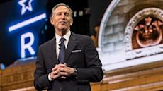 Howard Schultz on Trump's foreign policy, U.S.-China relations and economic growth