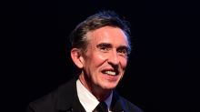 Actor Steve Coogan praised for defending passengers on 'ridiculously overcrowded' train