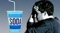 Drinking soda linked to depression