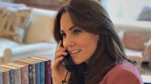 Kate Middleton Isn't Wearing Her Engagement Ring In New Palace Photos