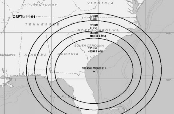 FAA warns of ongoing GPS issues in southeastern US due to Defense Department 'tests'