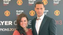 Rio Ferdinand's wife gave her blessing for him to fall in love again