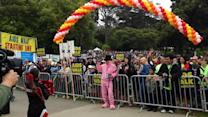 Thousands participate in AIDS Walk San Francisco