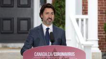 Coronavirus: Justin Trudeau s'inquiète de la remontée des cas au Canada