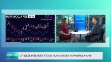 Investing Strategies: Chinese Internet Stock Huya Makes Powerful Move