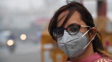 PHOTOS: Millions in Indian capital endure 'eye-burning' smog