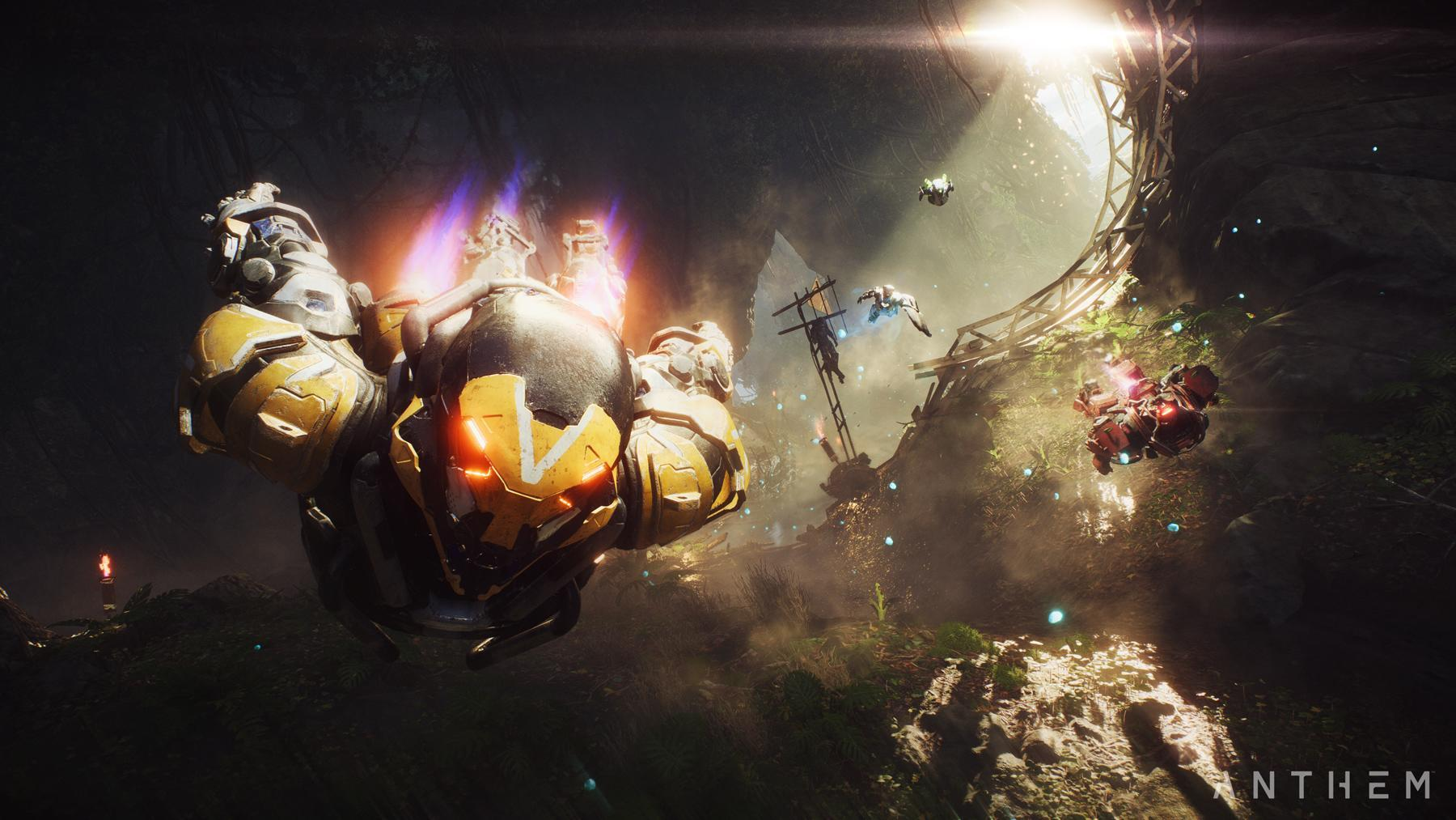 How 'Anthem' balances story and shared-world action