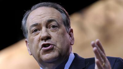 Huckabee: Obama Has Diminished American Might