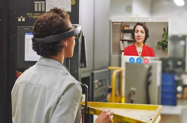 Microsoft's Layout and Remote Assist apps are just what HoloLens needs