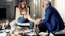 Jennifer Lopez's New Collection With Giuseppe Zanotti Pays Homage to Her Incredible Career