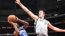 San Antonio Spurs vs Los Angeles Clippers