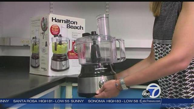 Consumer Reports tests 20 food processors