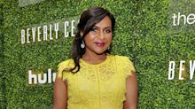 Mindy Kaling Reveals Son Spencer's Middle Name After Fan Asks About Her Kids' 'Caucasian' Monikers