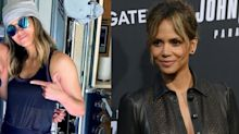 'You don't age': Halle Berry wows fans with her boxing skills in $470 activewear set