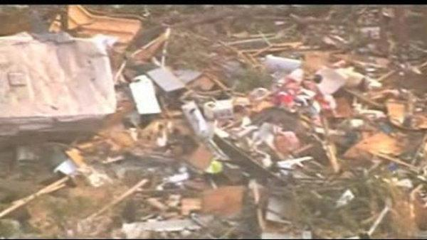 Huge tornado causes massive destruction in Oklahoma: Part 2