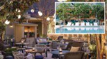 We found the cosiest hotel in Las Vegas