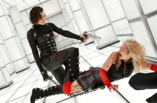Constantin-produced Resident Evil series to infect your TV