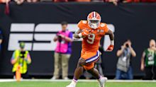 Clemson RB Travis Etienne wants to be drafted by the Cardinals in the 1st round