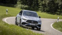 2021 Mercedes-AMG GLA 45 First Drive Review   Practical, potent, petite ... and pricey