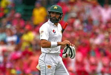 Cricket - Australia v Pakistan - Third Test cricket match