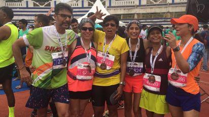 Drama, Heroism, Camaraderie, Bengaluru Marathon 2017 Had It All