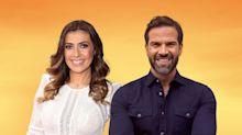 Morning Live begins on BBC One with discussions on face masks and coronavirus