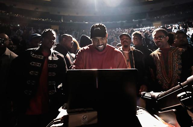 Kanye West's new album may hit Apple Music, Spotify tomorrow (update)