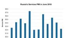 Why Is Russia's Services PMI Weakening Gradually?