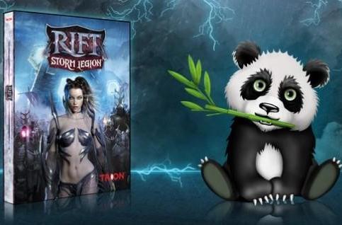RIFT saves pandas with expansion