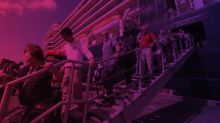 American woman from cruise ship tests positive again for coronavirus