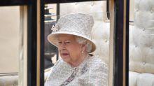 Geburtstagsparade für die Queen - auch Meghan dabei