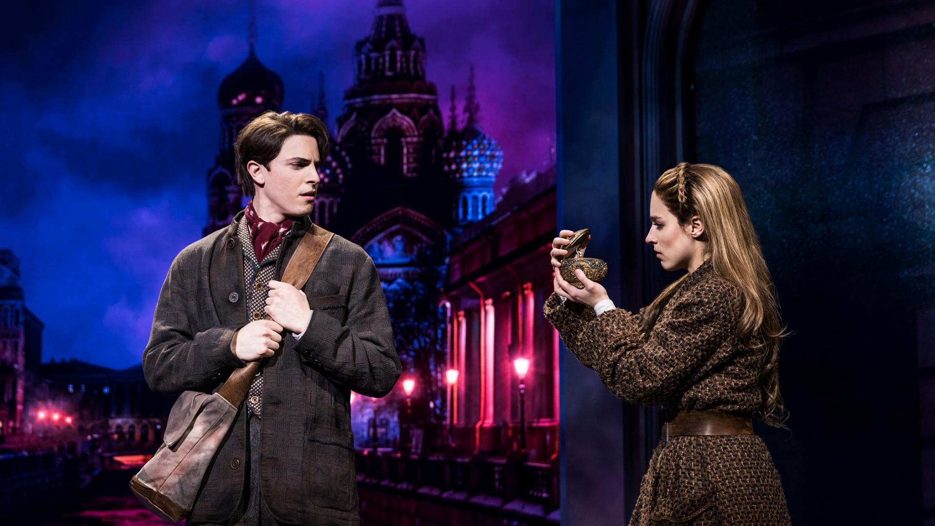 Broadway Review Anastasia The Musical