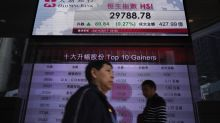 Asian shares lower, China in focus after big selloff