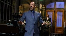 Eddie Murphy teases sketches with Gumby, Buckwheat, and Bill Cosby to come on SNLthis weekend