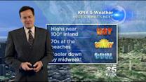Saturday Evening Forecast With Brian Hackney