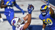 Bills scramble to keep perfect record intact