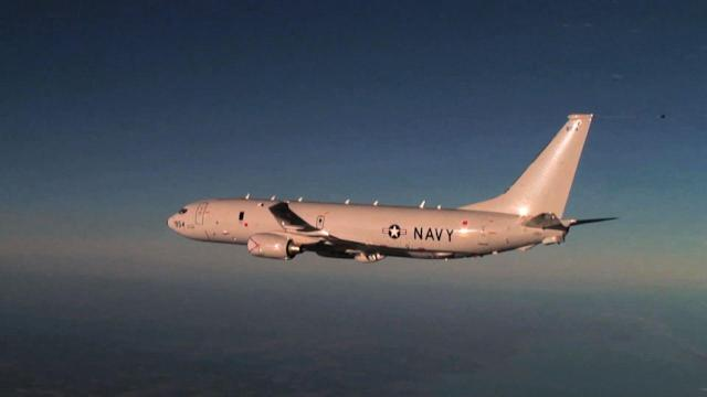 U.S.'s Top Surveillance Plane Hunts for Flight 370