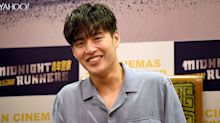 Kang Ha-neul drew inspiration from The Big Bang Theory's Sheldon for 'Midnight Runners'