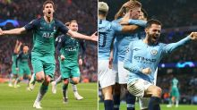 'Absolute madness': Football world in shock over historic Champions League drama