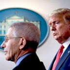 "Trump: Fauci is a ""disaster"" and possibly an ""idiot"""
