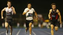 Rising star smashes 100m time to make Aussie history