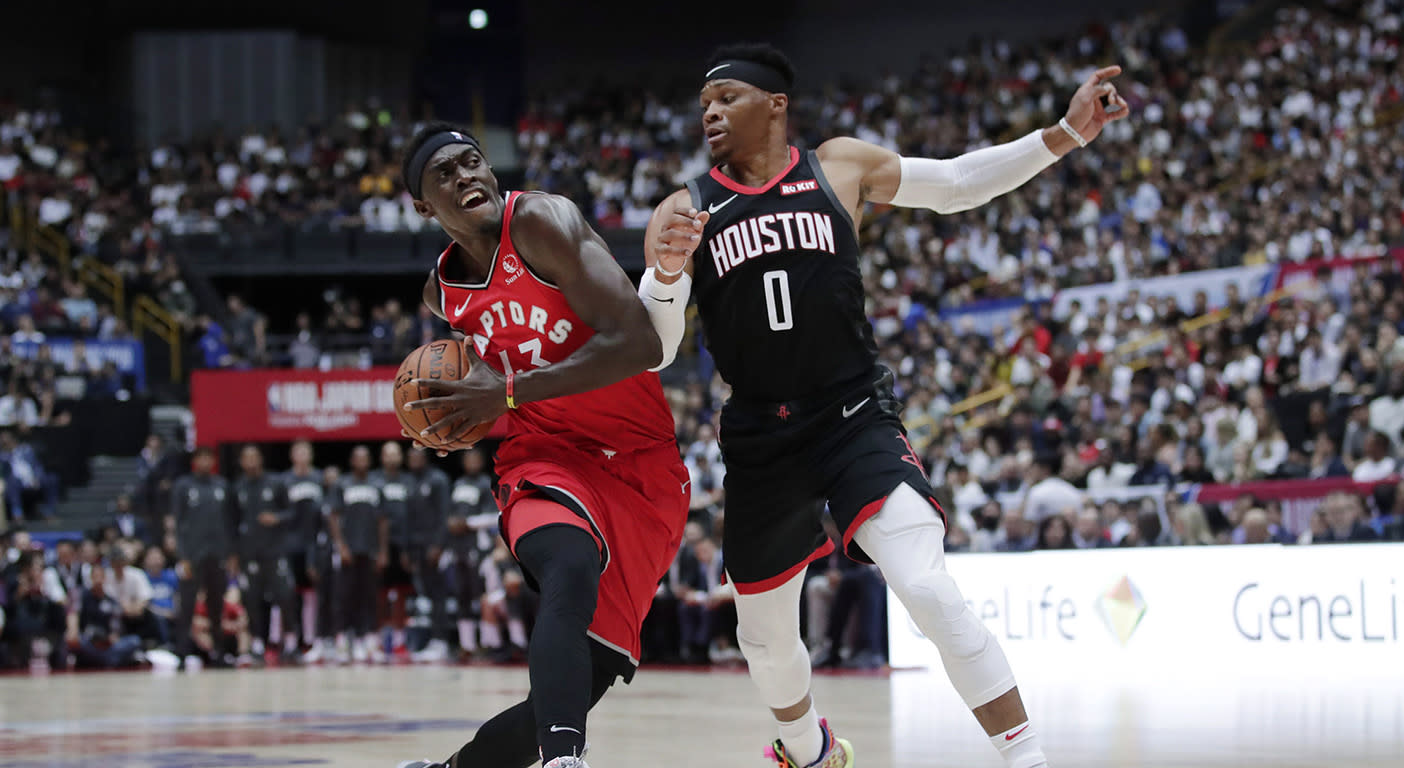 10 Things From Raptors Rockets Pre Season Tokyo Game