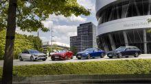 Aufgefrischte Mercedes E-Klasse rollt an